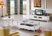 [紅蘋果傢俱] UMISS-831 歐式系列 地櫃 電視櫃 櫃子 儲物櫃 數千坪展示