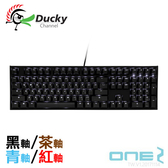 Ducky ONE 2 PBT鍵帽 2代 白光 機械式鍵盤