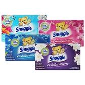 美國 熊寶貝Snuggle 多用途香衣片(70片入) 款式可選【小三美日】