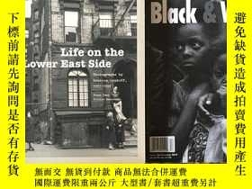 二手書博民逛書店Life罕見on the Lower East Side Photographs by Rebecca Lepko
