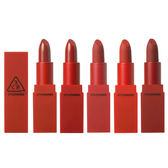 韓國 3CE(3 CONCEPT EYES) RED RECIPE經典正紅色唇膏 3.5g 多款供選☆巴黎草莓☆