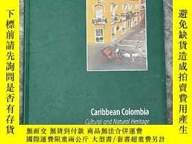 二手書博民逛書店CARIBBEAN罕見COLOMBIA:CUITURAL AND