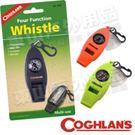 《Coghlans 0045 四用哨/緊急哨-1入 不挑色》