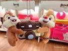 *Yvonne MJA* 日本 迪士尼樂園 限定 正版商品 奇奇蒂蒂 照相機造型 吊飾 娃娃