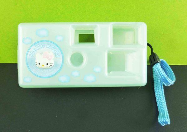 【震撼精品百貨】Hello Kitty 凱蒂貓~相機玩具-藍
