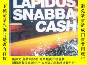 二手書博民逛書店Snabba罕見Cash 瑞典文原版Y15389 Jens La