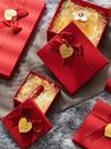 禮物盒 新年禮物盒送男女友禮品盒ins風口紅精美喜糖婚慶伴手禮包裝空盒【快速出貨八折下殺】