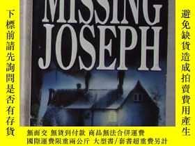 二手書博民逛書店英文原版罕見Missing Joseph by Elizabet