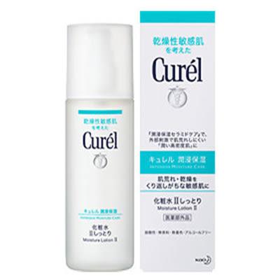 Curel珂潤 保濕化粧水II(輕潤)150ml【康是美】