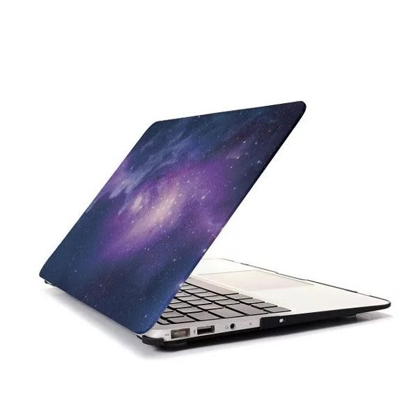 蘋果 Macbook 保護殼 筆電殼 硬殼 迷幻星空 散熱孔 星空系列 星空