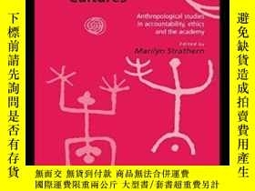二手書博民逛書店Audit罕見CulturesY362136 Marilyn Strathern Routledge, 200