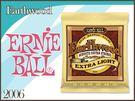 【小麥老師樂器館】吉他弦 Ernie Ball 旗艦店 10-50 青銅 2006【T209】公司貨