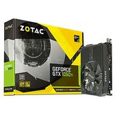 ZOTAC 索泰  GeForce? GTX 1050 Ti Mini 顯示卡