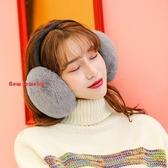 保暖耳罩 韓版可愛學生貓耳朵加厚耳罩