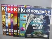 【書寶二手書T1/雜誌期刊_QEP】Knowledge_Vol.7issue3~issue11之間_共8本合售_Problem Solved