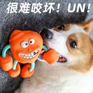 狗狗玩具耐咬磨牙發聲玩具球柯基小狗金毛大型犬寵物解悶神器