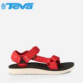 丹大戶外【TEVA】美國 女款Original Universal Premier 輕量經典設計織帶涼鞋 1016935 RED 紅色