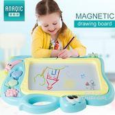 兒童彩色磁性畫畫板寫字板涂鴉板小孩玩具【一周年店慶限時85折】
