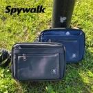 SPYWALK  簡約素面側背包 NO:S9161