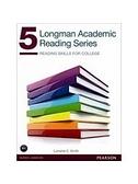 二手書博民逛書店《Longman Academic Reading Series