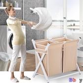 貝貝居 折疊洗衣籃 臟衣籃 洗衣籃 大號 家用 折疊 收納筐 玩具收納箱