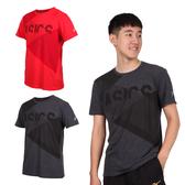 ASICS 男TOKYO短袖T恤(免運 慢跑 路跑 短T 亞瑟士 ≡排汗專家≡