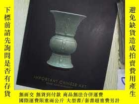 二手書博民逛書店HONG罕見KONG IMPORTANT CHINESE ART