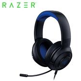 【Razer 雷蛇】Kraken X 北海巨妖X 電競耳機 藍黑色