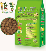 台北汪汪維吉機能素食 成犬(素燻肉) 2公斤