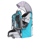TeckCool_Store 【美國代購】嬰幼兒健行背包 人體工學 遮陽板 立架 –四色