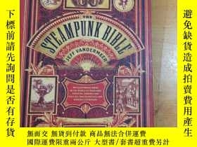 二手書博民逛書店The罕見Steampunk Bible (蒸汽朋克聖經)Y196934 S. J. Chambers ABR