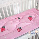 床墊 幼兒園寶寶床墊午睡透氣墊被120x60冬夏兩用兒童小孩床褥墊168x88T 10色