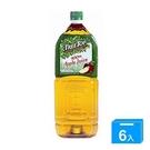 樹頂TreeTop100%蘋果汁2000ml x6入【愛買】