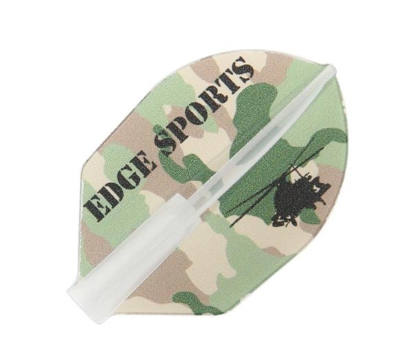 【EDGE SPORTS x CrossDesign】Master Flight Combat Helicopter LeafShape 鏢翼 DARTS
