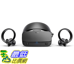 [8美國直購] VR虛擬眼鏡 Oculus Rift S PC-Powered VR Gaming Headset