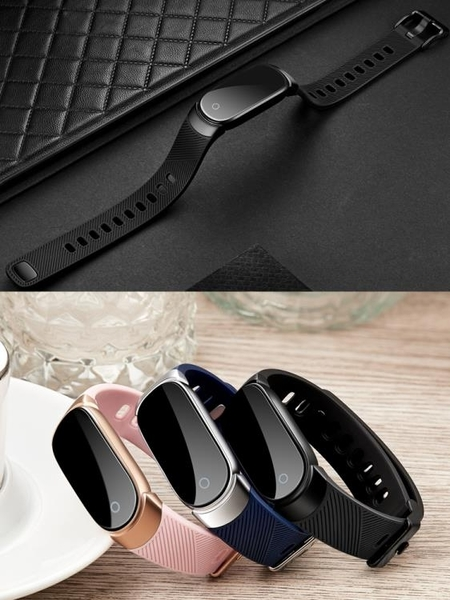 特賣智慧手環彩屏運動智慧手環男監測量手錶蘋果oppo華為vivo通用男女防水跑步計