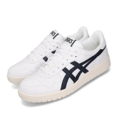 Asics Tiger 休閒鞋 Japan S 白 藍 深藍 男鞋 基本款 【ACS】 1191A212102