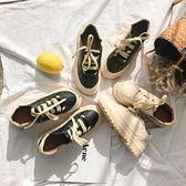 萬聖節大促銷 日系復古圓頭娃娃鞋文藝小清新森女系鞋子平底休閒軟底單鞋女