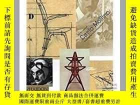 二手書博民逛書店The罕見Furniture of Carlo MollinoY