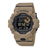 CASIO 卡西歐 手錶專賣店  G-SHOCK  GBD-800UC-5  戶外風電子錶 樹脂錶帶 棕褐色 防水200米