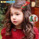 髮夾  亮片糖果帽造型髮夾 造型立體髮夾 聖誕節 萬聖節 派對 髮飾  日月星媽咪寶貝館