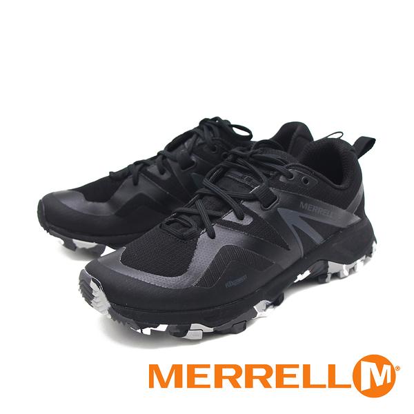 MERRELL(男) MQM FLEX 2 GORE-TEX® HIKING 郊山健行鞋 男鞋 -黑(另有卡其)