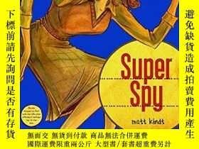 二手書博民逛書店Super罕見SpyY255562 Kindt, Matt Diamond Comic Distributor