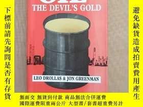 二手書博民逛書店OIL:The罕見Devil s Gold Leo (英文原版