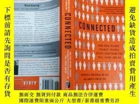 二手書博民逛書店Connected罕見有聯繫的Y7957 Nicholas Ch