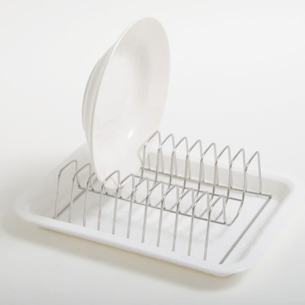 瀝水架 碗盤架 廚房收納【D0062】日式不鏽鋼盤架 收納專科