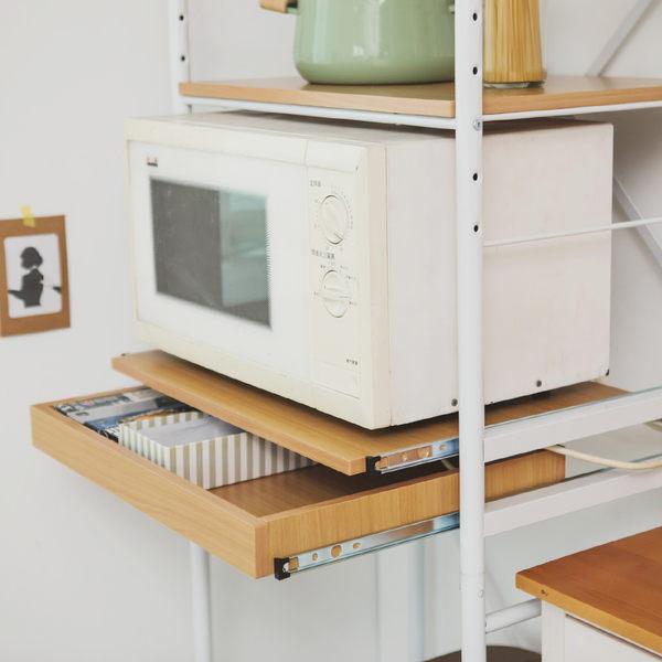 電器櫃 廚房收納 電器架 廚櫃 收納架【E0063】Hamm廚房電器多功能置物架 MIT台灣製 收納專科