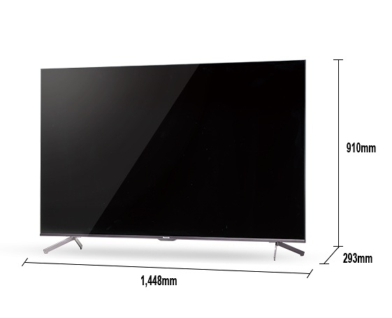 《Panasonic 國際牌》Android TV 65吋 4K液晶電視 TH-65JX650W (含視訊盒)(安裝另計)