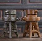 個性石磨茶葉過濾網器茶具配件茶濾 茶濾創意茶隔陶瓷