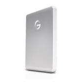 Western Digital G-DRIVE mobile 1TB USB-C 2.5吋行動硬碟 銀